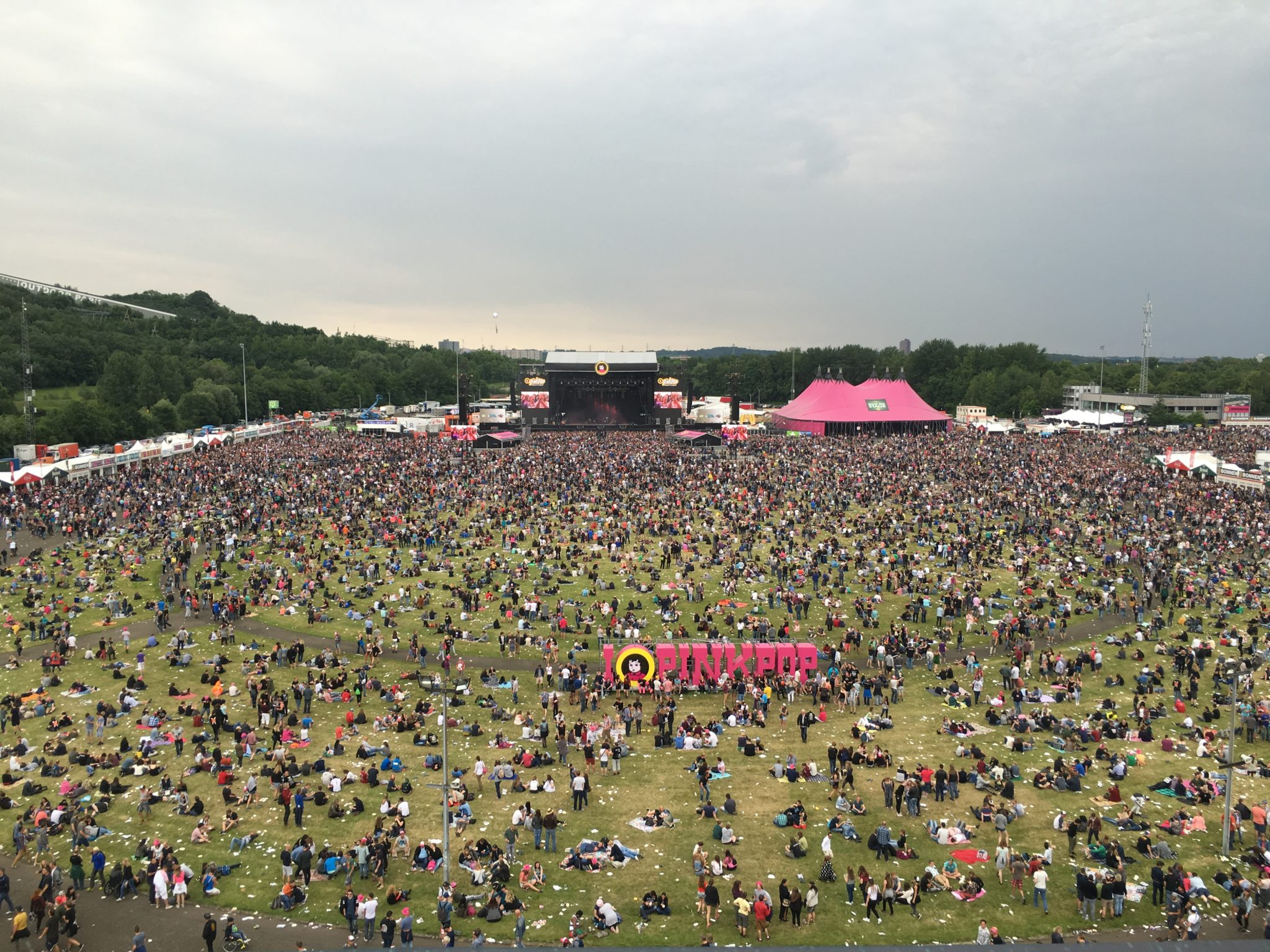 Pinkpop Overview